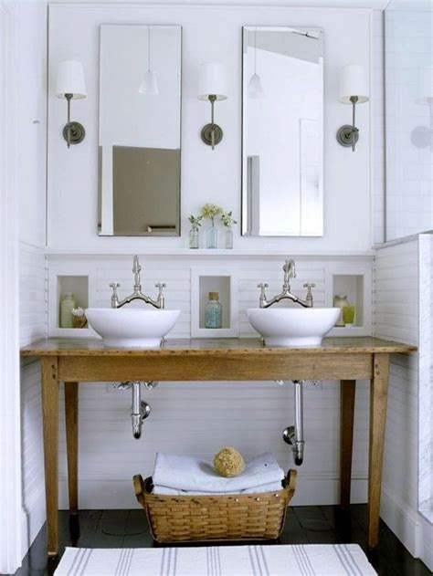 salvaged bath vanity by patty bathrooms