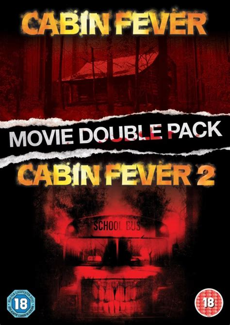 Cabin Fever 2 Release Date by News Cabin Fever 2 Uk Dvd R2 Dvdactive
