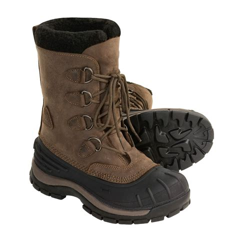 pac boots for kamik frontrange leather pac boots for 2478u save 36
