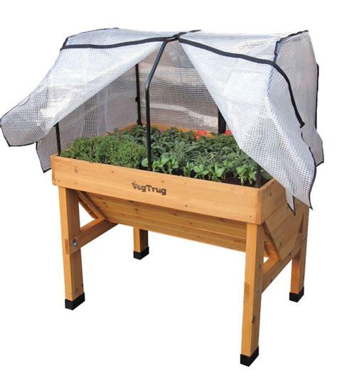 vegtrug small greenhouse frame  cover  classic