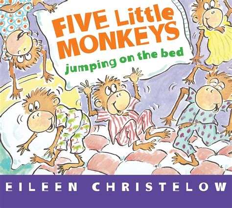 five little monkeys jumping on the bed book the best children s books business insider