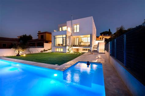 Pools For Backyards Two Storey Casa Manduka House On The South Of Spain Upon