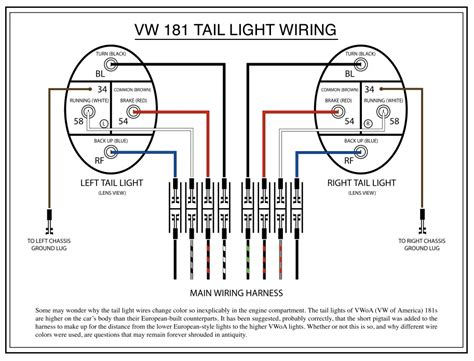 1973 vw beetle fuse box diagram wiring diagram and fuse