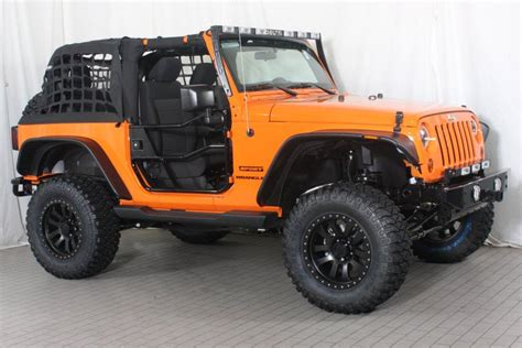 orange jeep lifted awesome jeeps orange jeep wrangler summer wrangler by