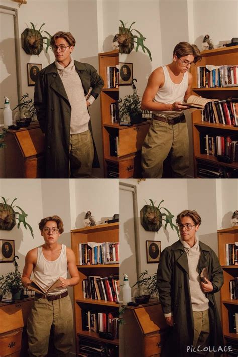 dylan and bigdad on pinterest 128 pins cole sprouse dressed as milo thatch from atlantis disney