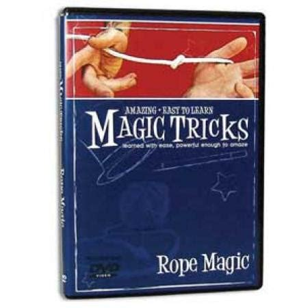 amazing easy to learn magic tricks rope magic