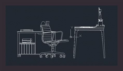 office desk elevation cad block desk elevation cad block desk design ideas