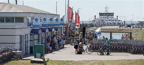 boot ameland fietsverhuur kiewiet fietsenverhuur ameland verhuurpunten