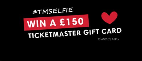 How To Use Ticketmaster Gift Card - win 163 150 ticketmaster gift card for you and your valentine tmselfie tmblog