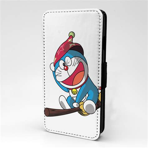 Doraemon Witch Doraemon Witch Flip Cover For Mobile Phone T1737 Ebay