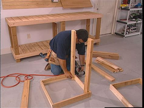 building a tool bench how to build a standing tool stand how tos diy