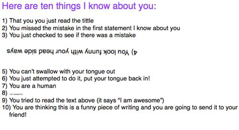 things i know to 10 things i know about you eve boulanger