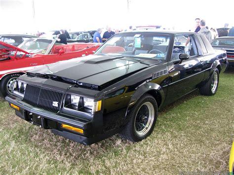 buick supercar 1987 buick gnx buick supercars