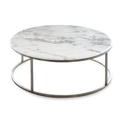 dwr rubik marble coffee table look 4 less