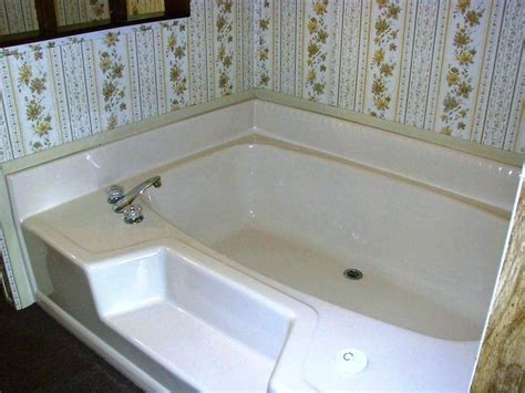 home bathtubs mobile home bathtubs tub and tile my guide to tile style
