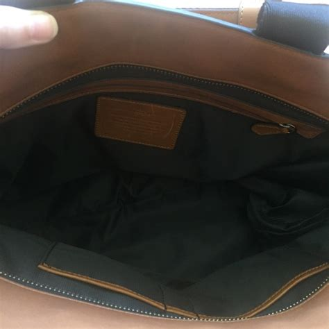 Coach Authentic Soft Leather Messenger For New With The Tag 78 coach handbags coach brown leather messenger bag authentic from clare s closet on poshmark