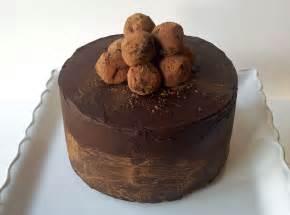 chocolate ganache truffles recipe dishmaps