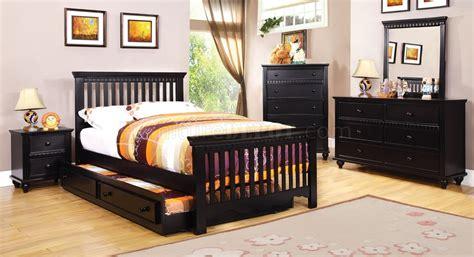 Cm7920bk Canberra Kids Bedroom In Black W Options Bedroom Furniture Canberra