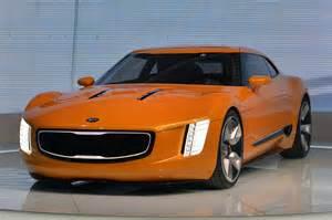 Detroit Kia Kia Gt4 Stinger Concept Introduced In Detroit Cars Co Za
