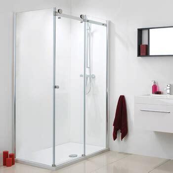 Single Shower Doors Glass Frameless Single 1400mm 8mm Thick Glass Sliding Shower Door