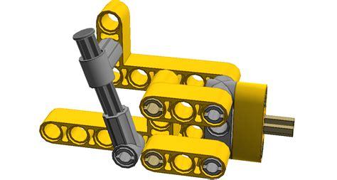 Simple Lego Suspension Bricksafe Simple Lego Suspension Bricksafe
