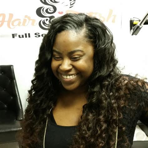 sew ins buford ga beautiful deep wave hair hair fetish atlanta salon