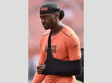 RG3 and out: Browns release quarterback Robert Griffin III ... Football Roster