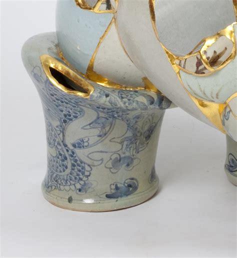 Broken Glass Repair yeesookyung translated vase contemporary art