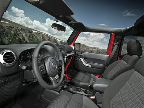 Jeep Inside 2014 Jeep Wrangler Price Photos Reviews Features