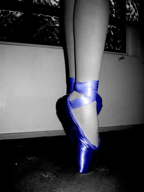 blue ballet shoes blue ballet shoe by minnxie on deviantart