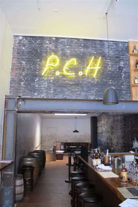 Pch Bar San Francisco - the san francisco cocktail heatmap where to drink cocktails right now december 2016