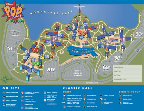 caribbean resort map pdf 40 mapas de disney world gratis
