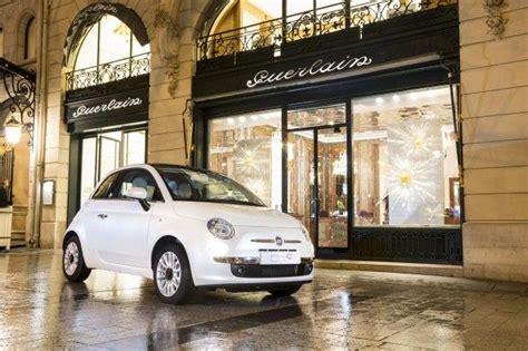 french perfume inspired cars fiat  la petite robe noire