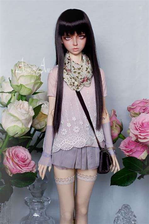 jointed doll dress 2203 best bjd images on