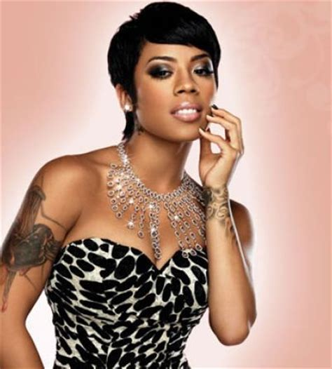 keyshia cole new tattoo and keyshia cole on
