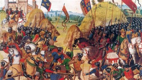 longbowman vs crossbowman hundred years war 1337 60 how long was the hundred years war ask history