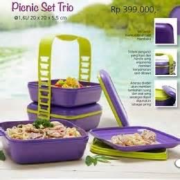 Shaker Tupperware Indonesia picnic set trio tupperware bogor katalog tupperware