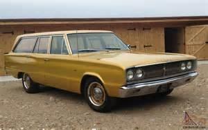 Dodge Coronet Wagon 1967 Dodge Coronet Station Wagon