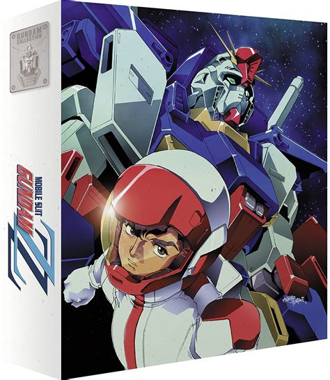 mobile suit zz mobile suit gundam zz part 1 review anime uk news