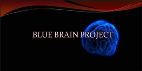 research paper on blue brain blue brain project assignment point