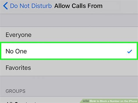 On Iphone How Do You Block A Number 2 Simple Ways To Block A Number On The Iphone Wikihow