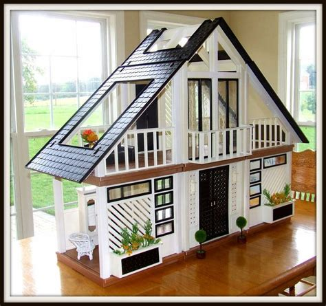 Dollhouse Kitchen Cabinets by Best 25 Barbie House Ideas On Pinterest Diy Dollhouse