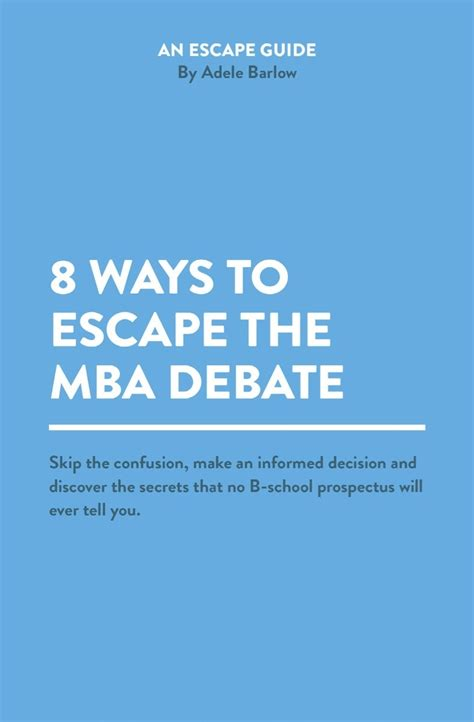 Is An Mba Really Worth The Investment by An Mba Can Make Or Your Career But The Investment