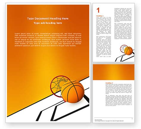 basketball word template 02904 poweredtemplate com
