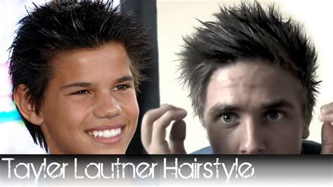 how to style my hair like taylor lautner how to style my hair like taylor lautner taylor lautner