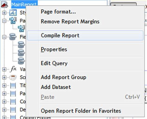 run web layout oracle reports zk small talks 2012 april create a report with zk using
