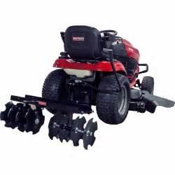 craftsman 25583 craftsman garden tractor sleeve hitch tractor attachments