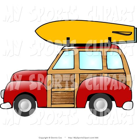 volkswagen with surfboard clipart surf car clipart