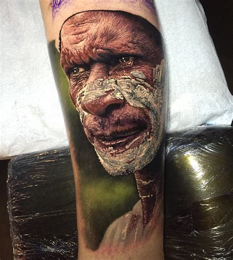 photorealistic tattoo new zealand artist creates photorealistic tattoos