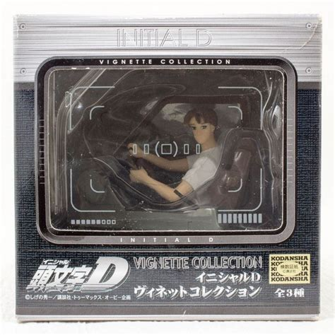 initial d figures initial d vignette collection figure takumi in the